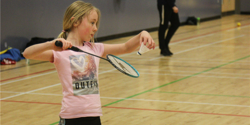 Badminton (5 - 12 years) - Tuesdays